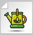 gardening tools 3 vector image vector image