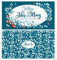 wedding invitation card 1 vector image