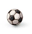 ball icon absteact vector image