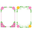 backgrounds a4 with flowers dahlias frames