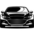car 12 vector image