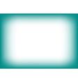 Blue Green blur Copyspace Background vector image