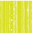 Doodle stripes seamless pattern vector image vector image
