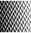 geometric simple zigzag print wave pattern vector image