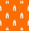 jeans pattern seamless vector image vector image
