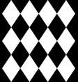 rhombus diamond seamless pattern background art vector image vector image