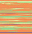 tropical horizontal painterly green yellow vector image vector image