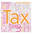 Come and get it Your Federal Tax Credits text vector image vector image