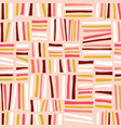 Abstract doodle blocks seamless background