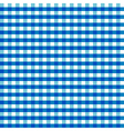 Blue RetroSquare Pattern vector image vector image
