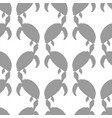 ocean turtle seamless pattern vector image vector image