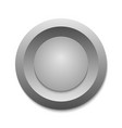 circle button template for your design vector image vector image