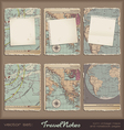 Travel notes vector | Price: 3 Credits (USD $3)