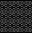 black white linear ornament texture vector image vector image