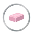 Soap cartoon icon for web and mobile vector image vector image