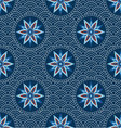 Chinese Japanese seamless pattern vector image vector image