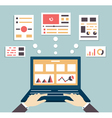 Flat web and application optimization