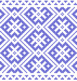 traditional russian and slavic ornament vector image vector image