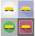 power and energy flat icons 07 vector image vector image