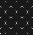 seamless texture with tiny circles dots vector image vector image