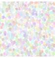Seamless Background Blurred Confetti vector image