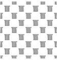 stripped towel pattern seamless vector image
