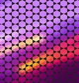 TrianglesGeometric background vector image vector image