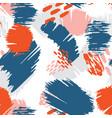 abstract art seamless pattern