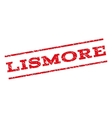Lismore Watermark Stamp vector image vector image
