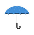 umbrella icon weather label for web on white vector image