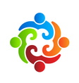 People group 4 - icon design element vector image