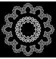 lace round 12 380 vector image vector image