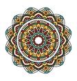 Mandala Ornamental round pattern vector image