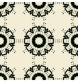 Seamless tile for oriental style wallpaper vector image vector image