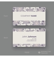 Business cards for beauty salons vector image