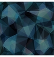 geometric background tile triangle vector image