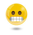 smiley emoticons emoji vector image vector image