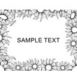 blank for text vector image