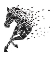 Horse vector image vector image