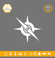 compass symbol icon graphic elements for your vector image