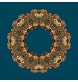 pattern with marine inhabitants vector image