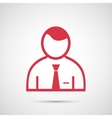 People design Man icon vector image