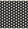 elegant monochrome ornamental seamless pattern vector image
