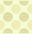 shanghai seamless pattern vector image vector image