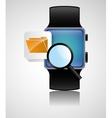 Smart watch wearable technology file folder search