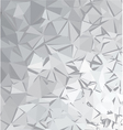 background gray abstract vector image vector image