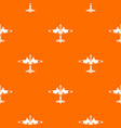 military fighter aircraft pattern seamless vector image vector image