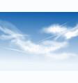 Sky clouds eps10
