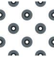 bearing pattern seamless vector image vector image
