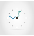 Hours vector image vector image